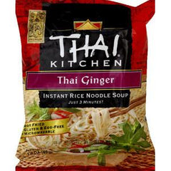 THAI KITCHEN THAI GINGER INSTANT RICE NOODLE SOUP