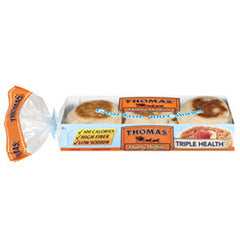 THOMAS TRIPLE HEALTH ENGLISH MUFFIN