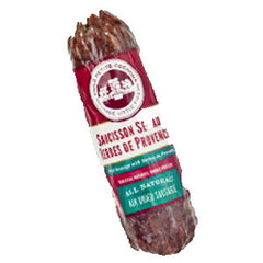 THREE LITTLE PIGS ALL NATURAL AIR DRIED SAUSAGE -  SAUCISSON SEC AUX HERBS