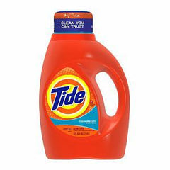 TIDE 2 X ULTRA LAUNDRY DETERGENT CLEAN BREEZE - 32 LOADS