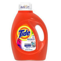 TIDE 2X ULTRA ORIGINAL SCENT WITH BLEACH ALTERNATIVE LAUNDRY DETERGENT 52 L