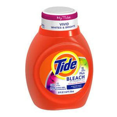 TIDE 2 X ULTRA WITH BLEACH ALTERNATIVE 13 LOADS LAUNDRY DETERGENT