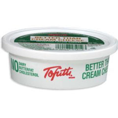 TOFUTTI HERB & CHIVE BETTER THAN CREAM CHEESE MILK FREE