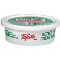 TOFUTTI GARLIC HERB CREAM CHEESE