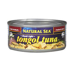 CHUNK LIGHT TONGOL TUNA NO SALT