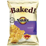 TOSTITOS BAKED SCOOPS TORTILLA CHIPS