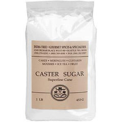 INDIA TREE CASTER SUGAR SUPERFINE CANE