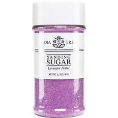 INDIA TREE LAVENDER PASTEL SUGAR