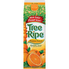 TREE RIPE ORANGE JUICE