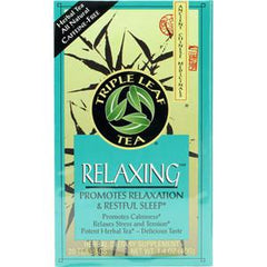 TRIPLE LEAF RELAXING HERBS TEA