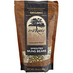 TRU ROOTS ORGANIC SPROUTED MUNG BEANS