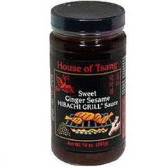 HOUSE OF TSANG - SWEET GINGER SESAME GRILL SAUCE