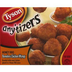 TYSON BONELESS HONEY BBQ CHICKEN