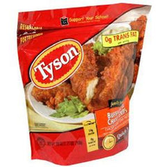 TYSON BUFFALO  CHICKEN STRIPS