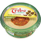 TRIBE HUMMUS OLIVE TAPENADE