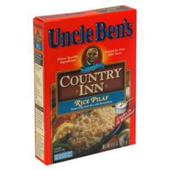 UNCLE BEN'S COUNTRY INN RICE PILAF
