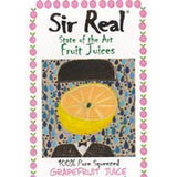 SIR REAL GRAPEFRUIT JUICE