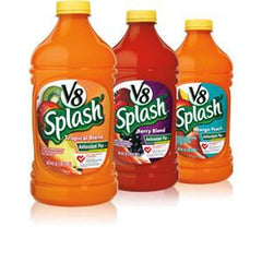V-8 SPLASH TROPICAL BLEND JUICE