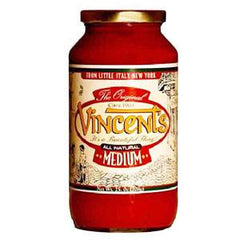 VINCENT'S ORIGINAL HOT SAUCE