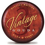 VINTAGE 3 YEAR GOUDA CHEESE
