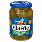 VLASIC KOSHER DILL SPEARS PICKLE