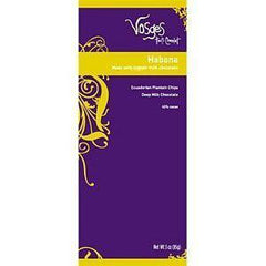 VOSGES HABANA CCHOCOLATE BAR