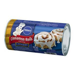 PILLSBURY CINNABON - CINNAMON ROLLS WITH ICING