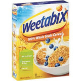 WEETABIX WHOLE GRAIN BISCUIT CEREAL