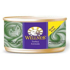 WELLNESS TURKEY FORMULA CAT FOOD