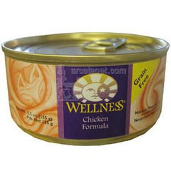 WELLNESS CHICKEN FORMULA CAT FOOD