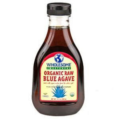 WHOLESOME ORGANIC SWEETENERS BLUE AGAVE