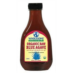 WHOLESOME ORGANIC SWEETENERS RAW BLUE AGAVE