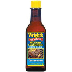 WRIGHT'S LIQUID SMOKE CONCENTRATE HICKORY SEASONING