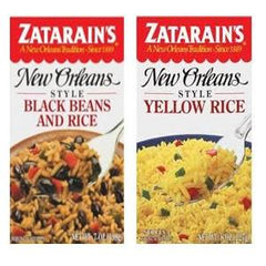 ZATARAIN'S CHICKEN CREOLE RICE
