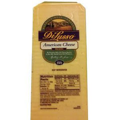 GREAT LAKES YELLOW AMERICAN CHEESE