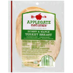 APPLEGATE NATURAL HONEY MAPLE TURKEY BREAST