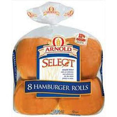 ARNOLD HAMBURGER 8 PACK BUNS