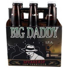BIG DADDY SPEAKEASY INDIA PALE ALE BEER