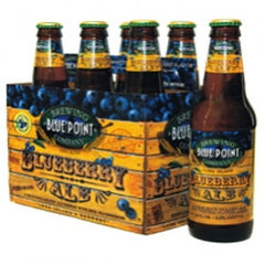 BLUE POINT SEASONAL BEER - 6 PACK - 12 FL OZ EACH BOTTLE