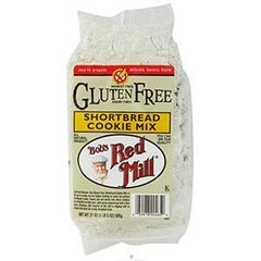 BOB'S RED MILL GLUTEN FREE SHORTBREAD COOKIE MIX