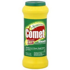 COMET CLEANER  WITH BLEACH LEMON FRESH