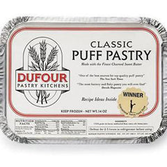 DUFOUR CLASSIC PUFF PASTRY
