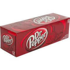 DR PEPPER FRIDGE