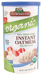 OLDWES WHOLE GRAIN INSTAN OAT