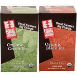 EQUAL EXCHANGE ORGANIC EARL GREEY BLACK TEA