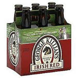 GEORGE KILLIAN'S IRISH RED BOTTLED BEER