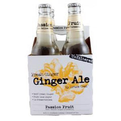 GINGER ALE PASSION FRUIT
