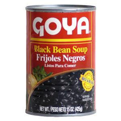 GOYA BLACK BEAN SOUP - LOW SODIUM