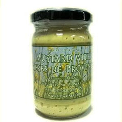 DOMAINE DE PROVENCE MUSTARD WITH HERBS DE PROVENCE - PRODUCT OF ITALY
