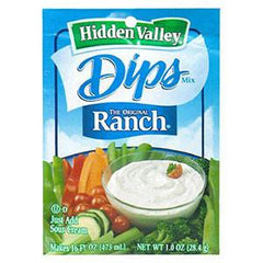 HIDDEN VALLEY THE ORIGINAL RANCH DIPS